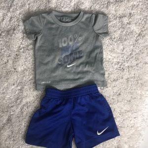 Baby Nike Athlete wear